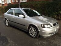 VAUXHALL ASTRA 1.6 SXI 3DR 2004