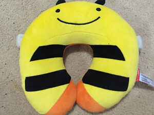 Skiphop Neck Pillow - Bee