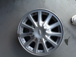 """Ford 15"""" Alloy Rims"""