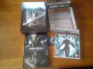 Dark souls collectors edition cib