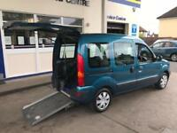 2009 Renault Kangoo KANGOO EXPRESSION AUTOMATIC WHEELCHAIR ACCESSIBLE VEHICLE...
