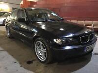 2002 BMW 3 Series 316i SE 16v 4dr 4 door Saloon
