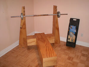 Weightlifting set