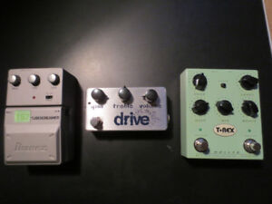 Overdrive....overdrive...overdrive....