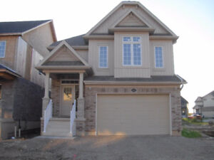 EXECUTIVE, NEW HOMES IN WATERLOO - Open House this Saturday