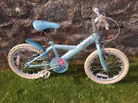 Girls 16 inch bike in very good condition