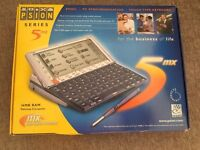 PSION Series 5mx hand held computer. As new still boxed. £80