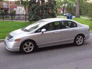 2007 Honda Civic LX CERTIFIED (safety tested)! SUPER CLEAN!