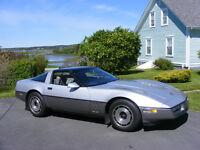 For sale--1985 Corvette