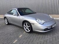 2003 03 PORSCHE 911 996 3.6 TARGA STUNNING EXAMPLE WITH EXCELLENT PROVENANCE!