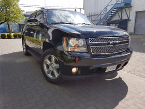 2013 Chevrolet Avalanche LTZ Black Diamond Edition
