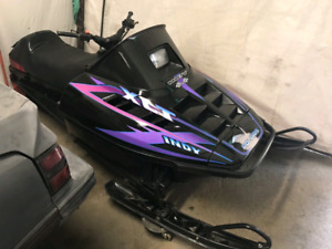 Great sled fast! TRADE for ATV or another sled