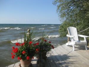 4 Bedroom Lake House on Lake Simcoe's beautiful south shore