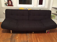 Elegant Sofa Bed- Only 1 year-old