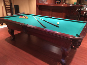 Pool Table in New Condition