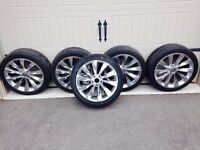 5 Wheels and tires for VW