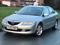 2003 Mazda Mazda6 2.0 TS 5dr
