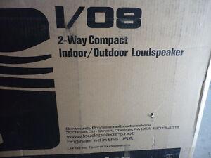 Community I/08 indoor outdoor NEW speakers