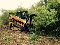 Forestry Mulching, Land/Lot Clearing