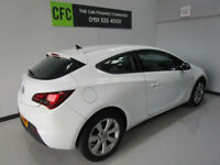 2015 Vauxhall GTC 1.4 16v Turbo 120 s/s Sport BUY FOR ONLY £38 A WEEK *FINANCE*