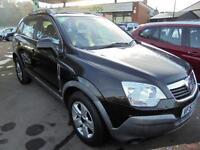 Vauxhall/Opel Antara 2.0CDTi 16v 2008MY E