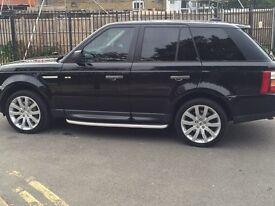 Range Rover sport 3.6 HSE