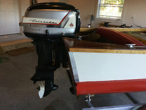 Looking for 1956 30hp outboard
