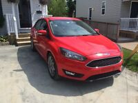 2015 Ford Focus SE (Sports Package)