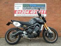 Yamaha Sport Tracker, Includes Private Plate MT09RAW