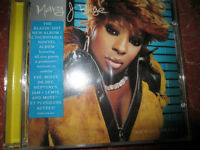 MARY J BLIGE - NO MORE DRAMA - CD