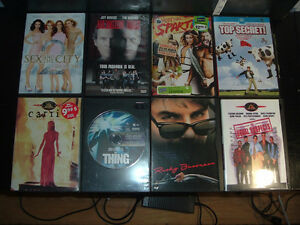 OVER 100 DVD FOR SALE, SOME TV SERIES OTHERS ARE MOVIES AT .75 West Island Greater Montréal image 5