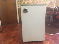 Indesit iced diamond fridge freezer - so retro you would think I bought it back in a time machine