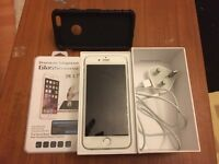 Iphone 6 - 16gb - unlocked - fully working.