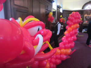 Balloon Decorations For All Occasions GTA 647 914 2239