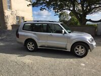 Mitsubishi Shogun PRICE REDUCED