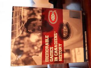 Memorable games in Canadiens History