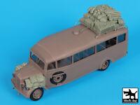 Black Dog T72106 1//72 Voman Omnibus 7 or 660 Accessories Set