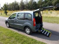 Peugeot Partner Tepee 1.6 hdi *ONLY 13K* Wheelchair Access Disabled Adapted WAV