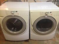 Whirlpool Duet Laveuse Secheuse Frontale Frontload Washer Dryer