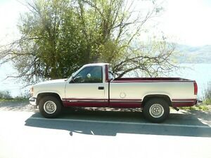 1988 Chev 1500 Pickup Collector.Low kms. No Rust