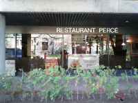 Restaurant For Sale . Balance of Sale . Outremont