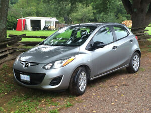 2012 Mazda Mazda2 Hatchback- Comes Certified and E-tested!
