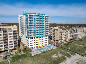 North Myrtle Beach - Large Ocean Front Condo for Rent !