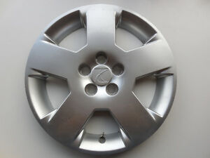 "SATURN AURA 2007-2010 WHEEL COVER 17"" SILVER   9595617"