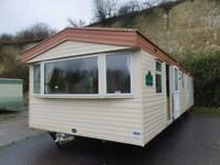Static caravan Abi Polaris 36x12 3bed DG/CH. free uk delivery