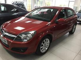 2006 Vauxhall/Opel Astra 1.6i 16v .automatic.Long mot.4 service stamps