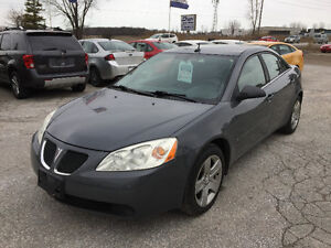 2009 Pontiac G6 Sedan Ecotec 122 K's Safety & Etested!