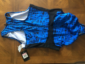 Ladies waterpolo swimsuit size 40(14)
