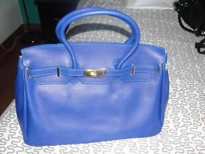 Tuscany Italian Leather women's handbag with dustbag