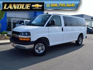 2017 Chevrolet Express Cargo Van LT w/1LT  One Owner-12 Pass-Low